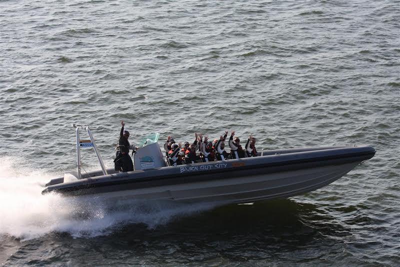 Rib boat safari