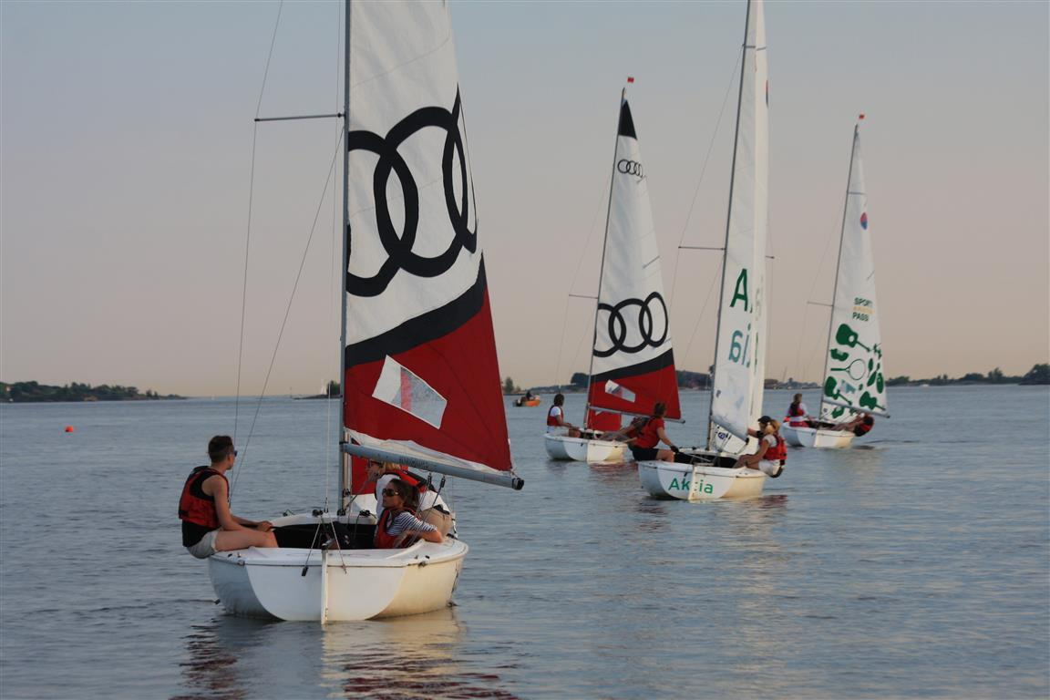 Sailing tours helsinki
