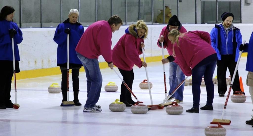 Curling tapahtuma helsinki