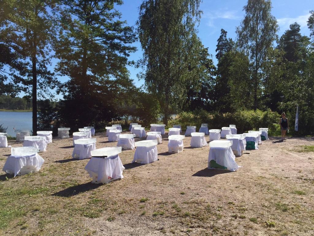 Jäänveistos tapahtuma Helsinki