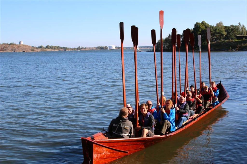 kirkkovene kilpailu