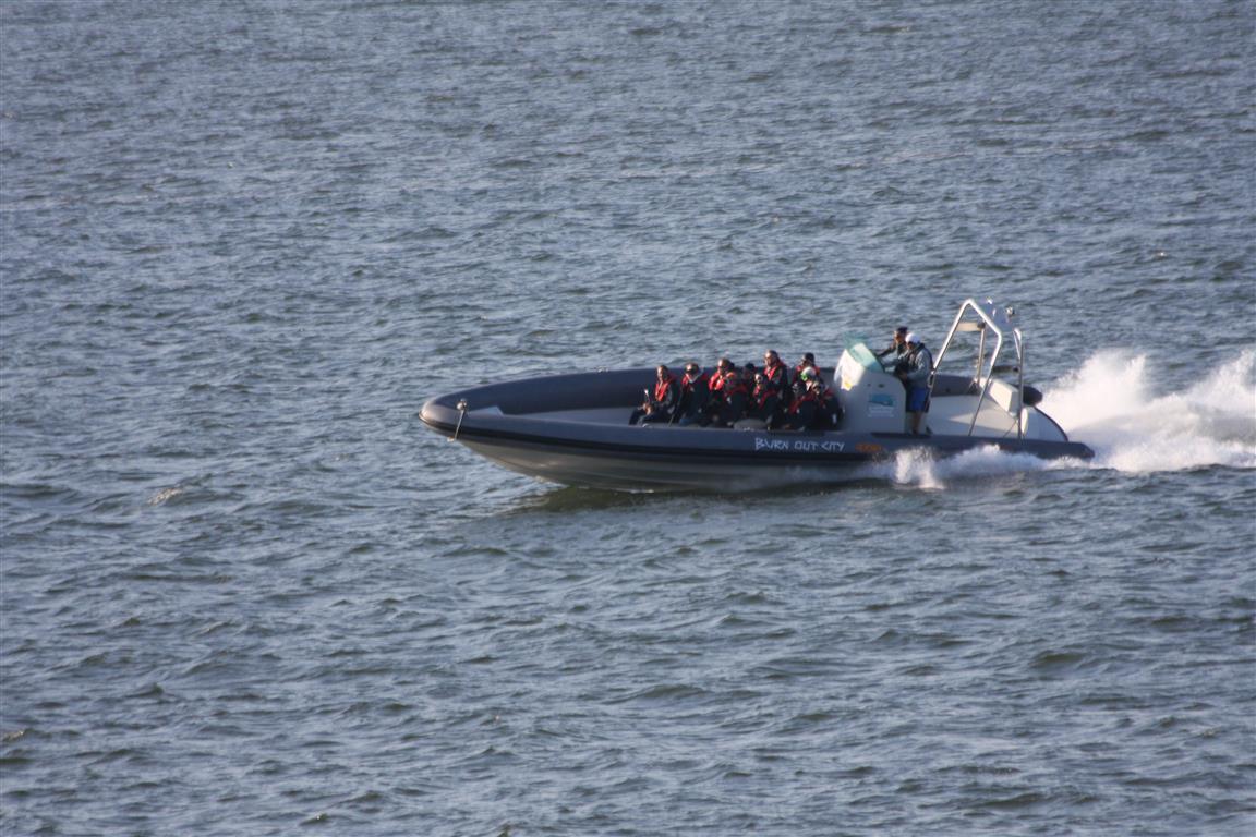 Rib boat helsinki