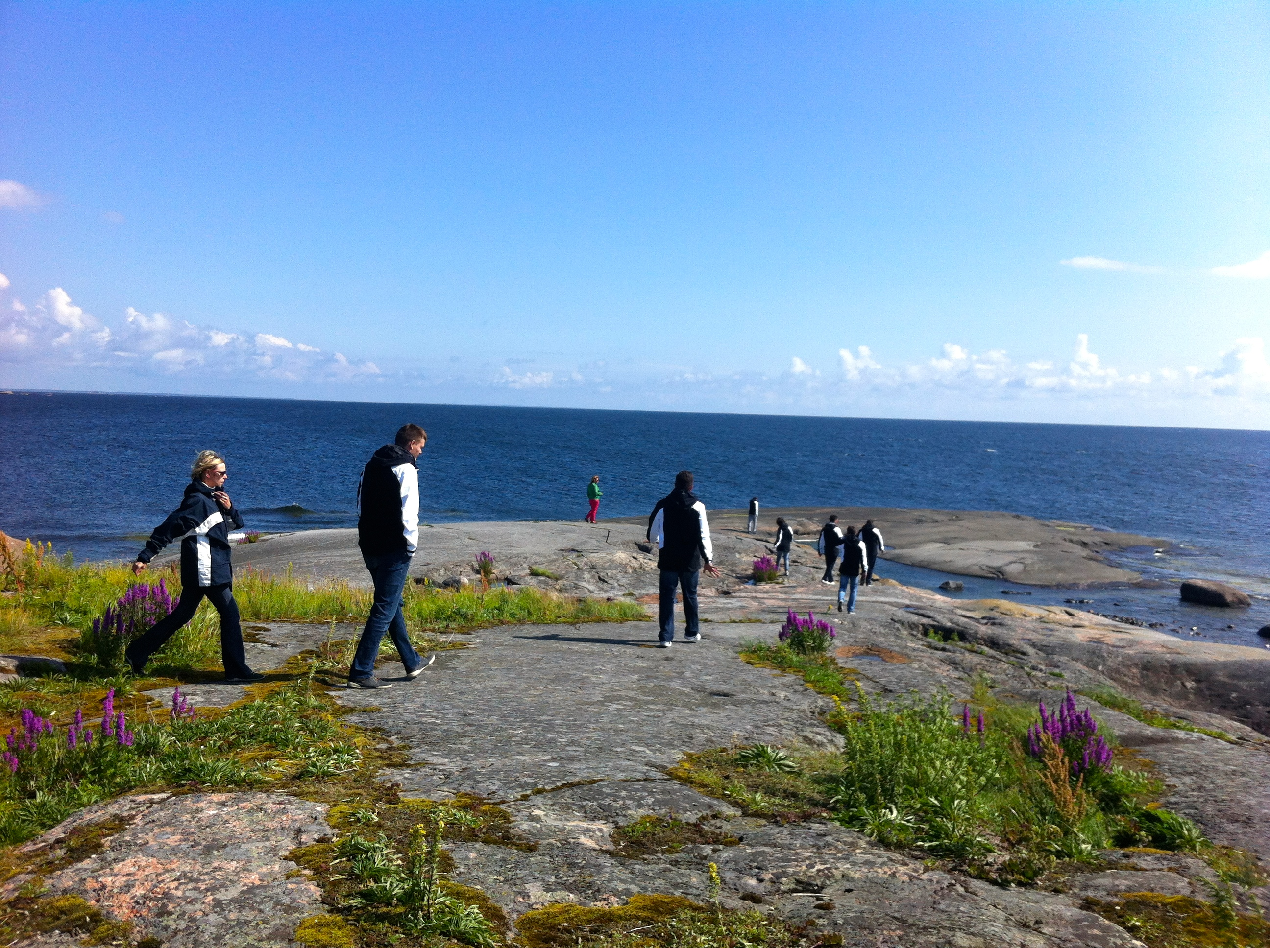 Söderskär in summer